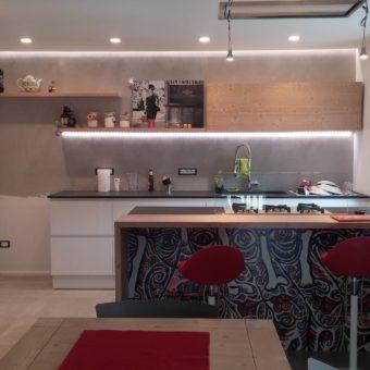 cucina-moderna-mobili lorenzi